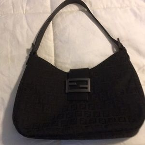 Handbag. Genuine Fendi handbag. Like new.